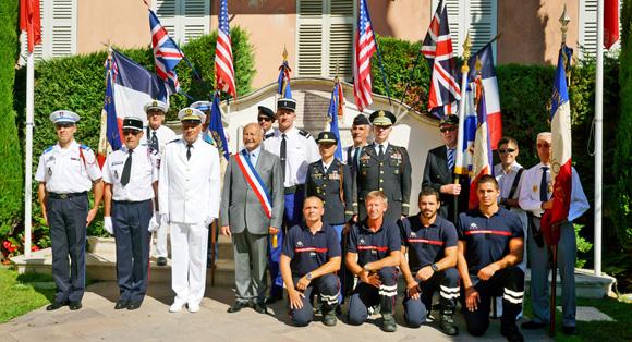 Image 3 - 15 août : 72e anniversaire du débarquement en Provence