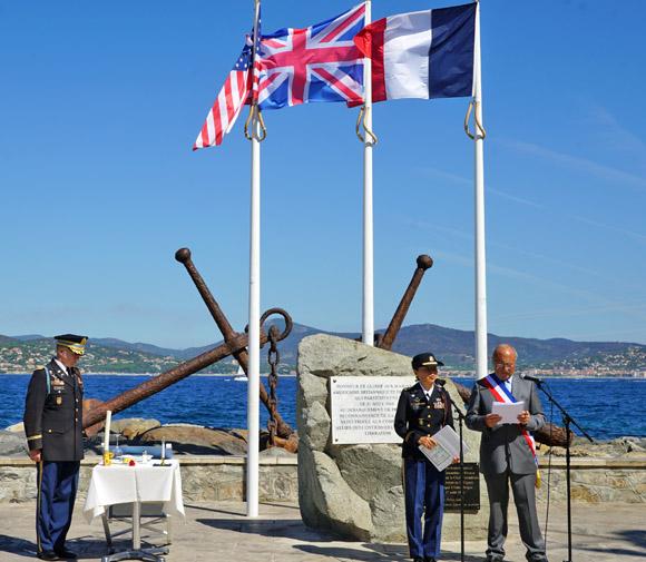 Image 5 - 15 août : 72e anniversaire du débarquement en Provence