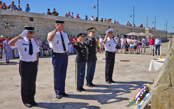 Image 6 - 15 août : 72e anniversaire du débarquement en Provence