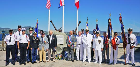Image 8 - 15 août : 72e anniversaire du débarquement en Provence