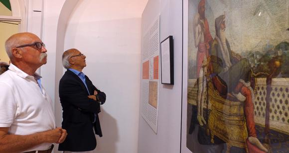 Image 5 - Exposition « Hommage au maharajah Ranjit Singh, et religion sikhe »