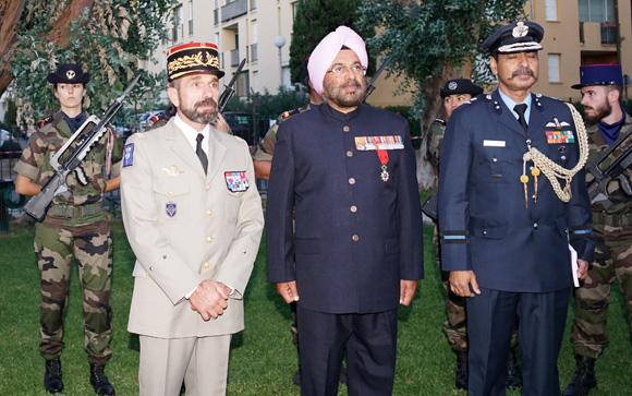 Image 11 - Hommage à Ranjit Singh : l'Etat du Pendjab offre un buste à la ville