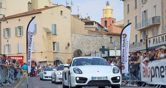 Image 2 - Les Porsche au paradis tropézien