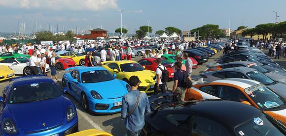 Image 3 - Les Porsche au paradis tropézien