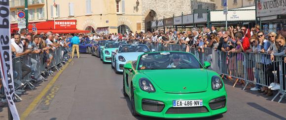Image 7 - Les Porsche au paradis tropézien
