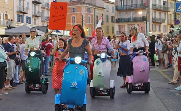 Image 16 - Les Voiles de Saint-Tropez 2016