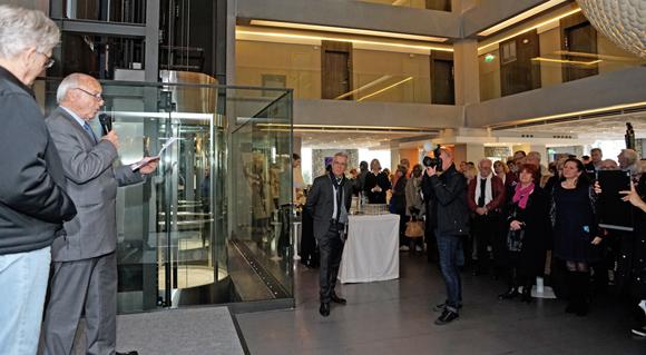 Image 5 - Forte affluence à l'inauguration de l'exposition Brigitte Bardot, samedi 4 février
