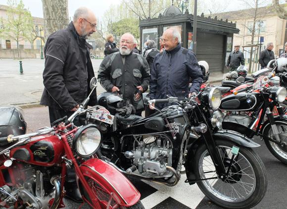 Image 2 - La 24e édition du Rétropézien, rassemblement de motos anciennes