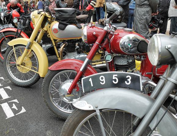 Image 3 - La 24e édition du Rétropézien, rassemblement de motos anciennes
