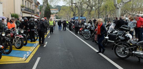 Image 4 - La 24e édition du Rétropézien, rassemblement de motos anciennes