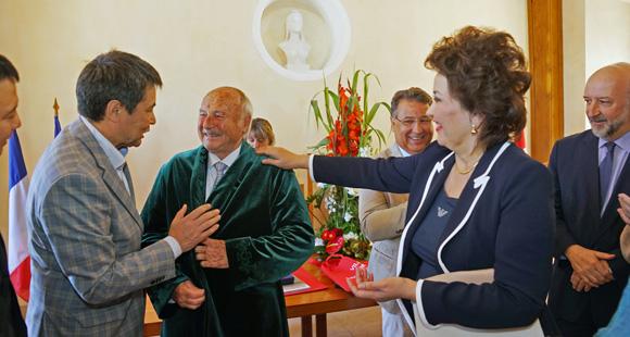 Image 6 - Tourisme : une délégation du Kazakhstan à Saint-Tropez