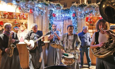 Noël à Saint-Tropez : c'est parti !