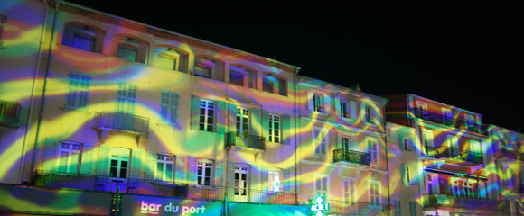 Les plus belles images de Noël à Saint-Tropez !