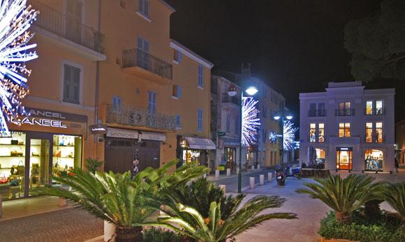 Image 3 - Les plus belles images de Noël à Saint-Tropez !