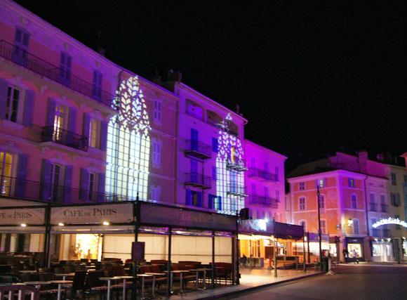 Image 2 - Les plus belles images de Noël à Saint-Tropez !