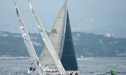 Armen et les 900 nautiques lancent la saison de la voile à Saint-Tropez