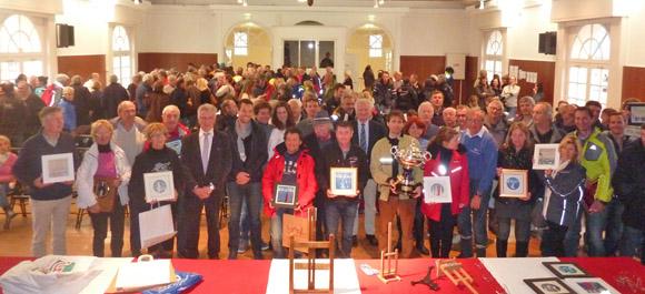 Image 3 - Armen et les 900 nautiques lancent la saison de la voile à Saint-Tropez
