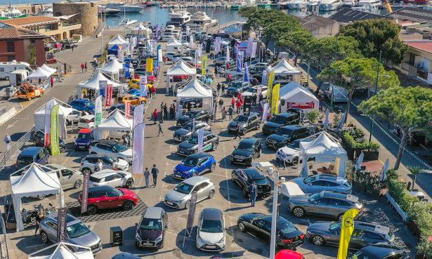 Plus de 130 véhicules et 27 marques au 2e salon de l'auto