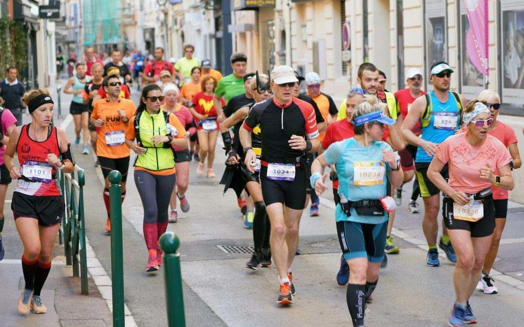3 282 coureurs à la 2e édition du marathon !