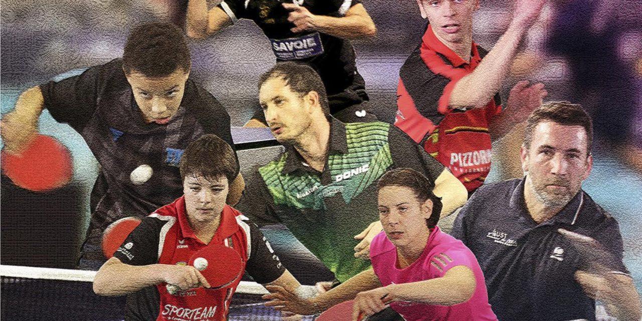 11e tournoi de Tennis de table de Saint-Tropez