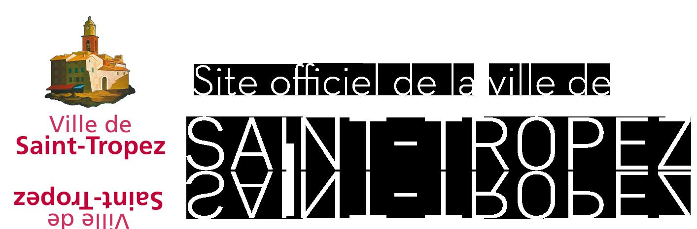 Site officiel de la ville de Saint-Tropez