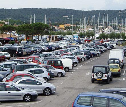 Rechargement des cartes d'abonnement du parking du port