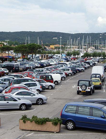 Parking du port
