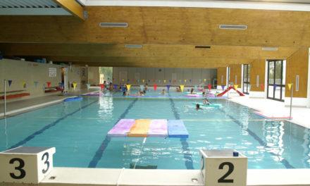 Réouverture de la piscine municipale