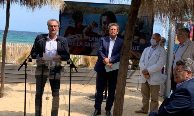 La Région lance sa campagne de relance touristique
