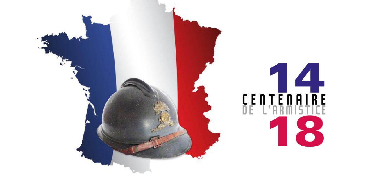 Saint-Tropez fête le Centenaire de l'armistice de la première Guerre Mondiale