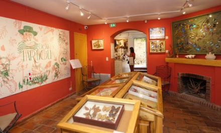 Réouverture de la Maison des papillons-Musée Dany Lartigue