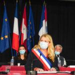 Sylvie SIRI, élue maire de Saint-Tropez