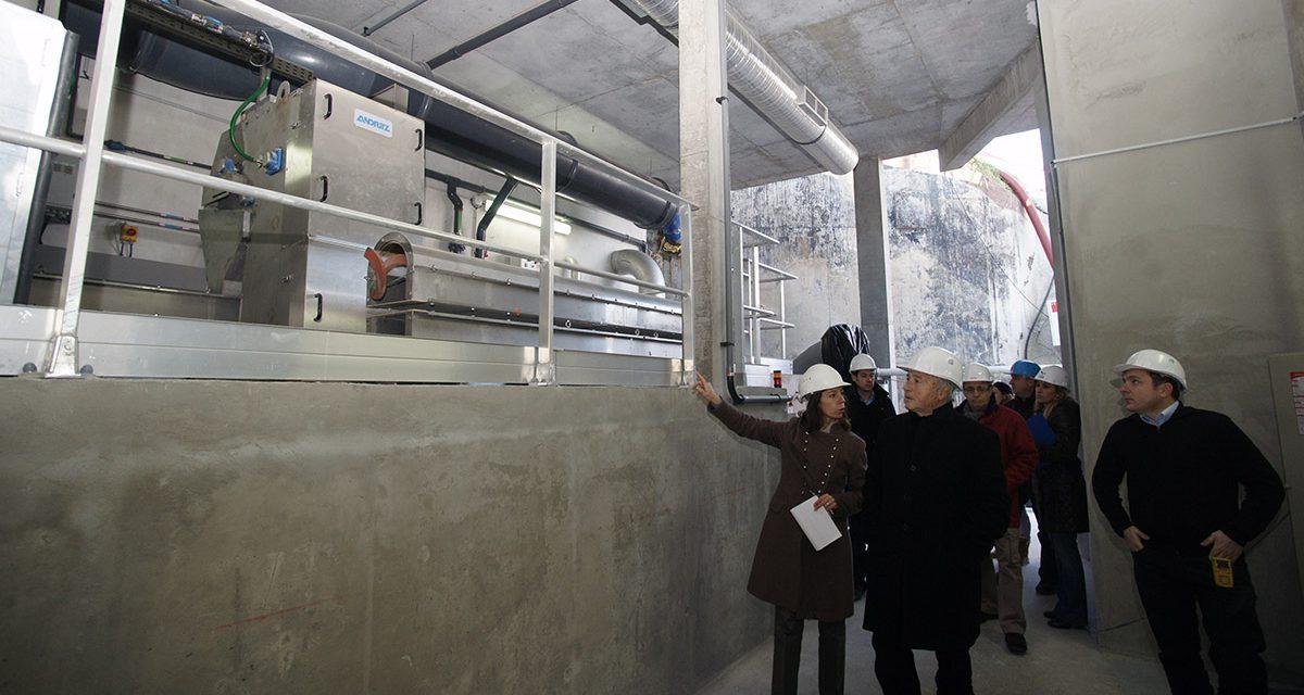 Réalisation d'une nouvelle station d'épuration et réhabilitation de l'ancienne