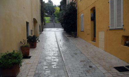 Réhabilitation de la vieille ville (phase 5) : rues de l'Aïoli et du Petit Bal, rue, passage et impasse des Quatre vents