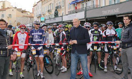 Granfondo : 1 000 vélos sur le vieux port