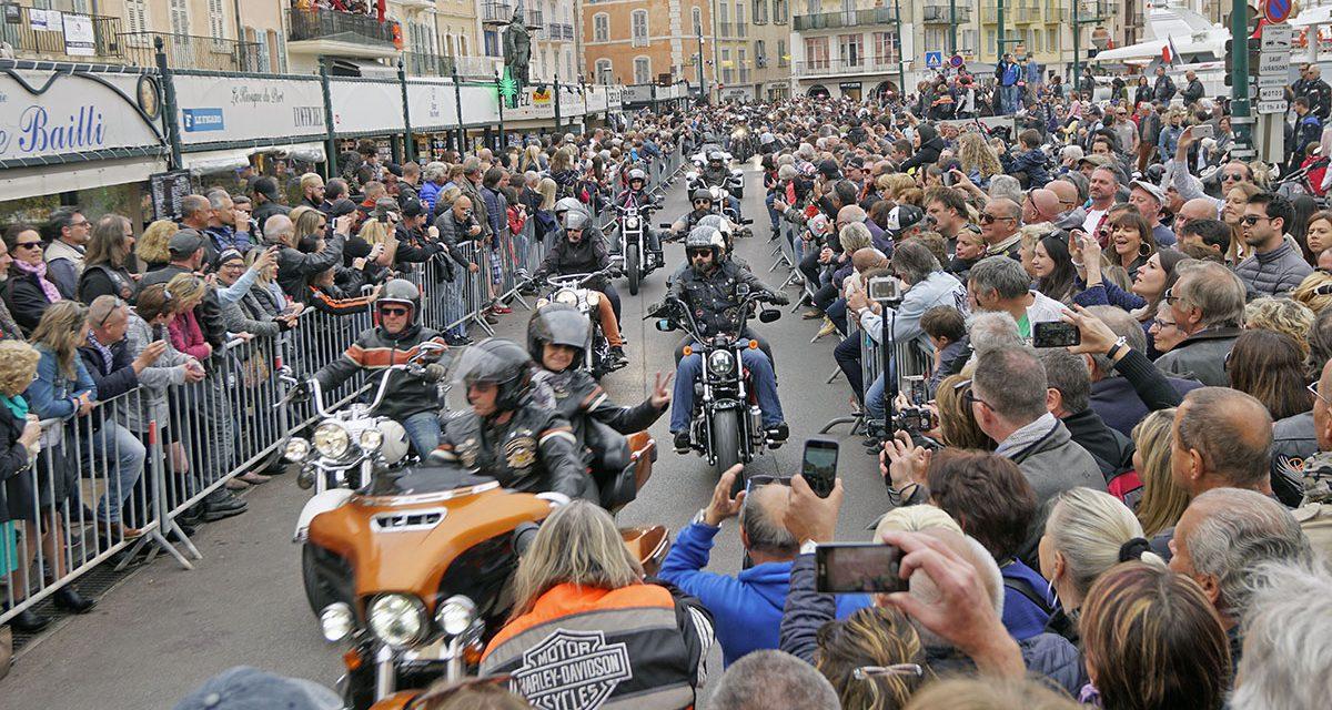 Un 10e Eurofestival Harley-Davidson haut en couleur