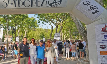 Le rallye Megève – Saint-Tropez
