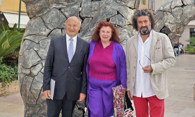Le colossal de retour à Saint-Tropez avec Bernard Bezzina
