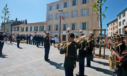 Inauguration du musée de la Gendarmerie et du Cinéma de Saint-Tropez
