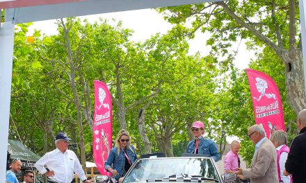 Le Rallye des Princesses est arrivé à Saint-Tropez