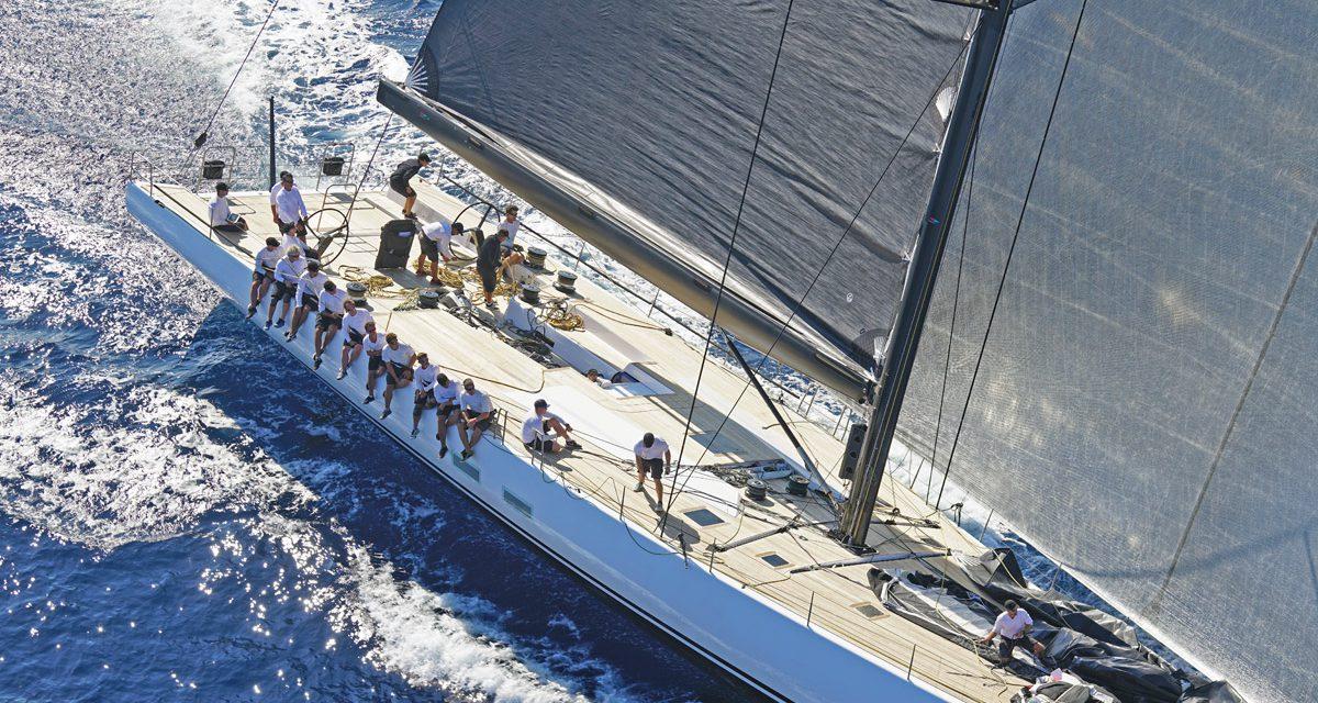 Les voiles de Saint-Tropez, 30 septembre au 8 octobre