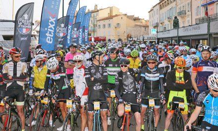 La Granfondo Golfe de Saint-Tropez 2017 : plus de 1000 participants