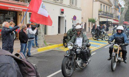 La 24e édition du Rétropézien, rassemblement de motos anciennes