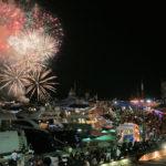 Festivités du 14 juillet à Saint-Tropez