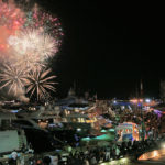14 juillet (bal populaire et feu d'artifice)