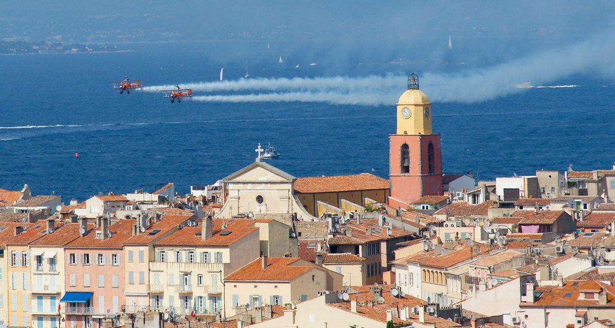 Les Ailes de St-Tropez (ANNULE !)