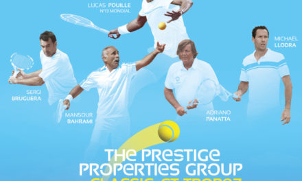 Classic tennis tour