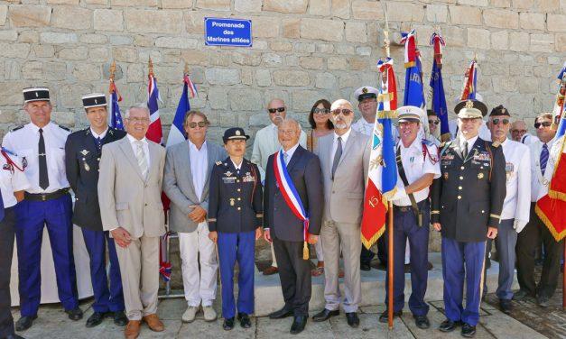 15 août : 73e anniversaire du débarquement en Provence