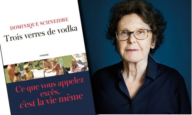 Apéro'strophe spécial Dominique Schneidre, samedi 2 septembre