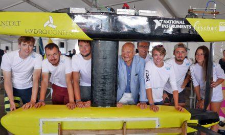 HydroContest 2017 : Saint-Tropez, laboratoire des bateaux du futur